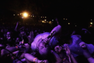 Watch The Reunited Blood Brothers Perform At FYF Fest