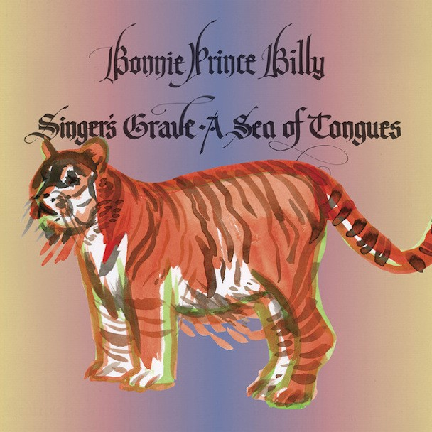 "New Bonnie ""Prince"" Billy Album Singer's Grave A Sea Of Tongues Out Next Month"