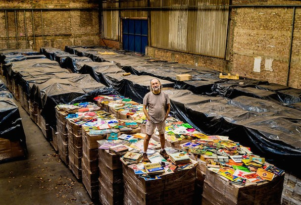 A Brazilian Bus Magnate Is Buying All The World's Vinyl