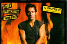 "Bruce Springsteen - ""I'm On Fire"""