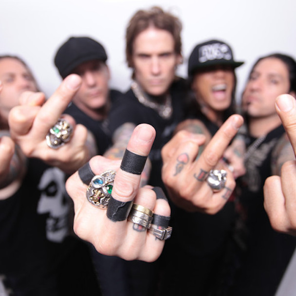 "Here's Buckcherry's Dumbass Cover Of Icona Pop's ""I Love It"""