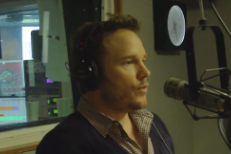 "Watch Chris Pratt Flawlessly Rap Eminem's ""Forgot About Dre"" Verse Much To DJ's Surprise"