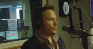 "Watch Chris Pratt Flawlessly Rap Dre's ""Forgot About Dre"" Much To DJ's Surprise"