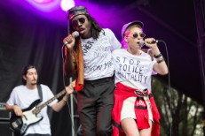 Dev Hynes Assaulted By Security At Lollapalooza