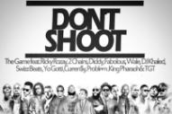 "The Game – ""Don't Shoot"" (Feat. Rick Ross, 2 Chainz, Diddy, Fabolous, Wale, DJ Khaled, Swizz Beatz, Yo Gotti, Curren$y, Problem, King Pharaoh, & TGT)"