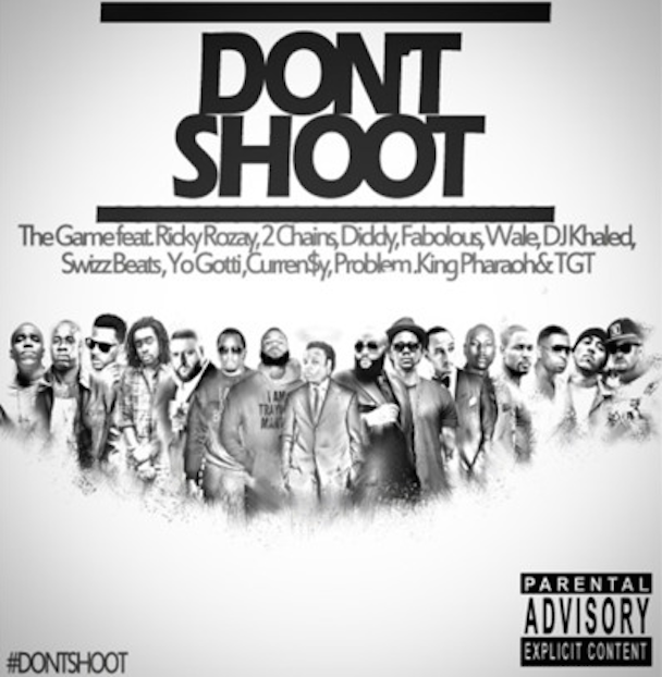 "The Game - ""Don't Shoot"""