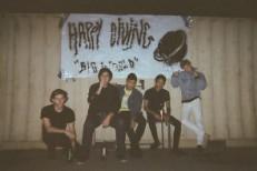 """Happy Diving - """"Weird Dream"""" (Stereogum Premiere)"""