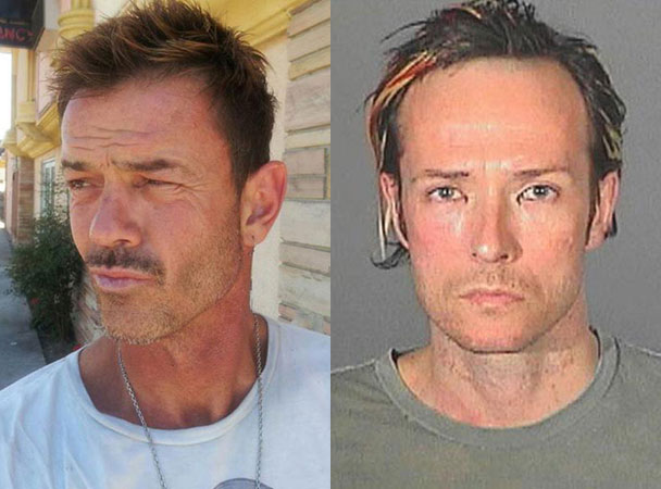 Jailed Meth Offender Convinces Police He's Scott Weiland For A Whole Month