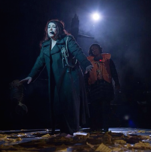 Kate Bush Just Played Her First Show In 35 Years