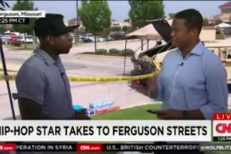 Watch Talib Kweli Go Off On CNN's Don Lemon During Ferguson Interview