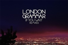 "London Grammar - ""Strong (Evian Christ Remix)"""