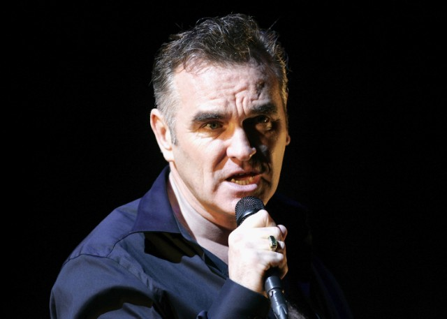 Morrissey Is Mad