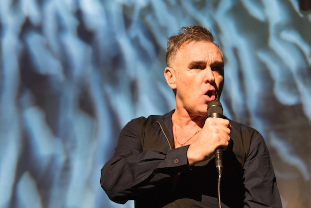 Morrissey Maintains He Was Dropped By Label, But Says He Never Signed A Recording Agreement