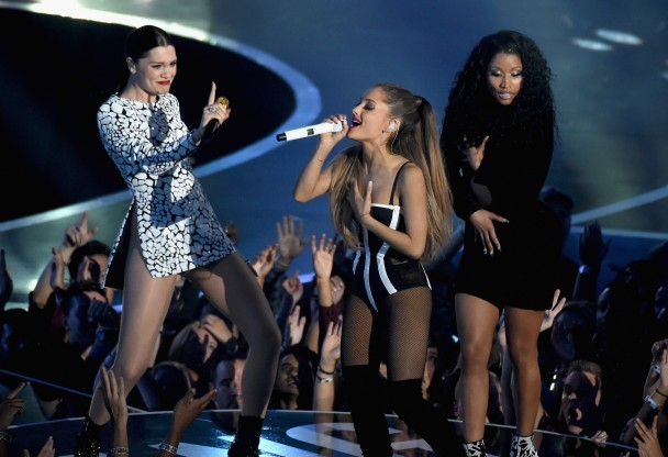 Yes, Nicki Minaj's VMA Wardrobe Malfunction Was Staged