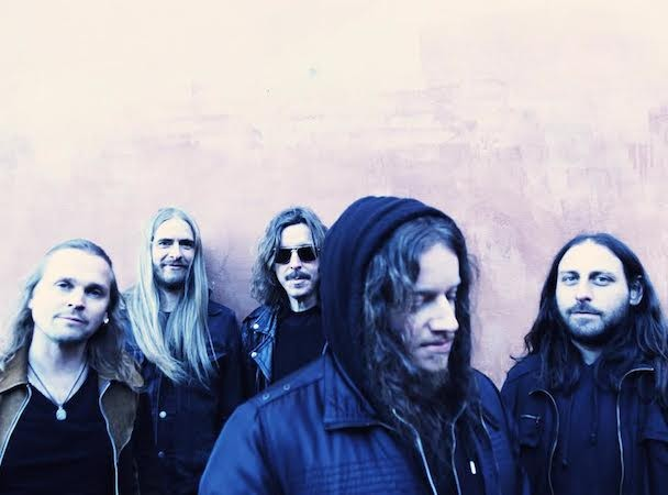 Opeth 2014