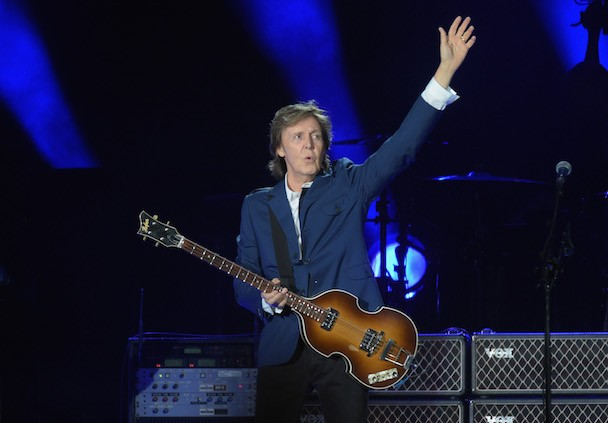 Paul McCartney Scores First-Person Shooter Game Destiny