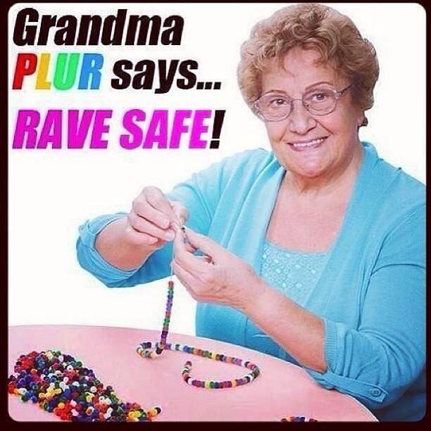 Grandma PLUR
