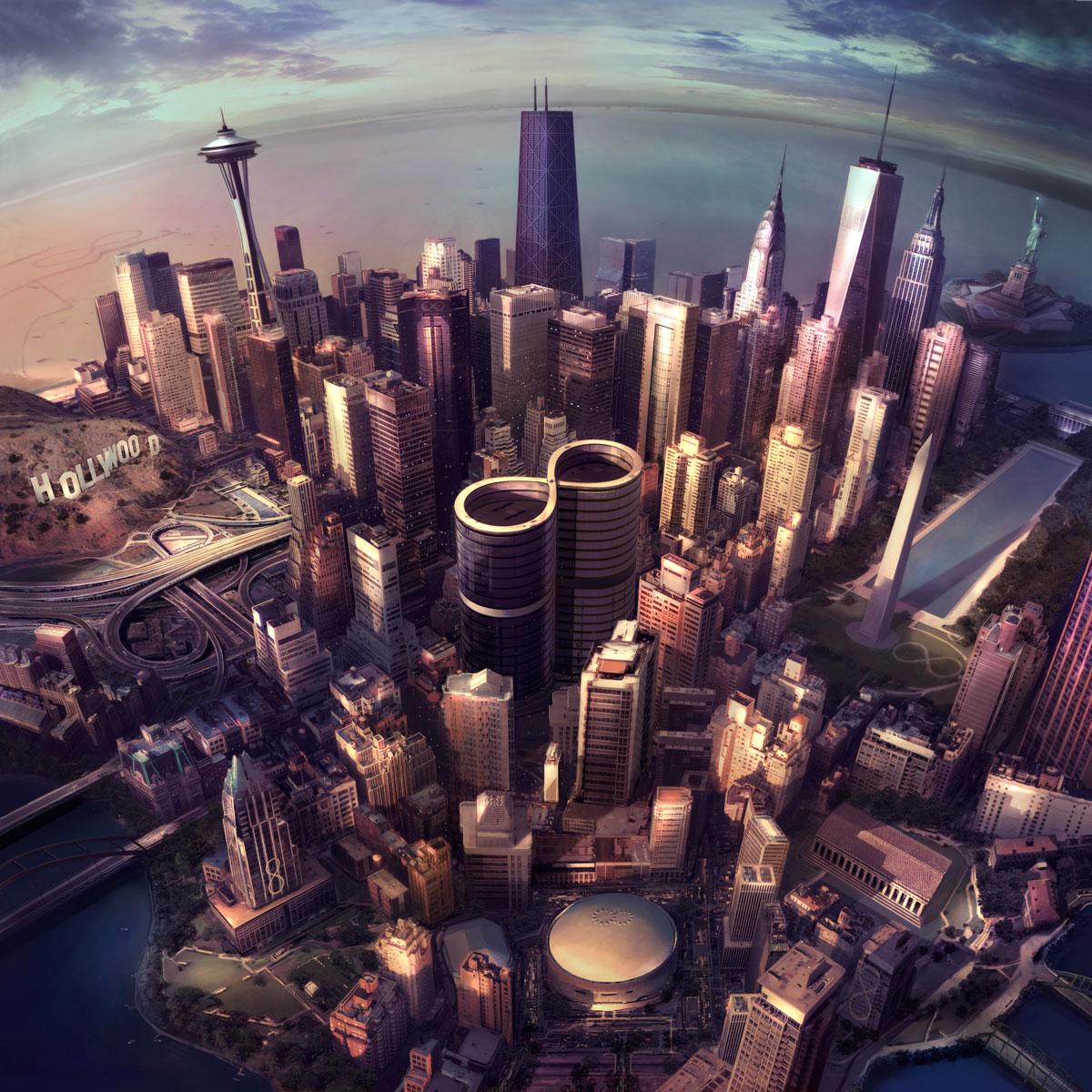 Foo Fighters <em>Sonic Highways</em> Album Details Revealed