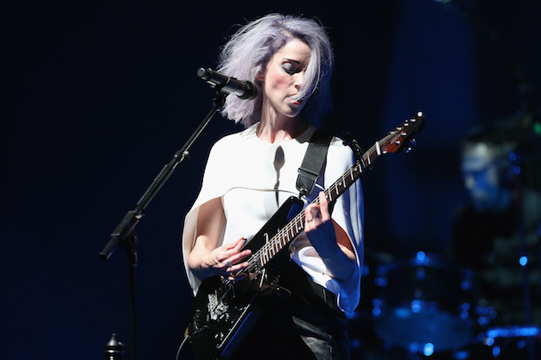 Stream St. Vincent's Concert In Brooklyn's Prospect Park