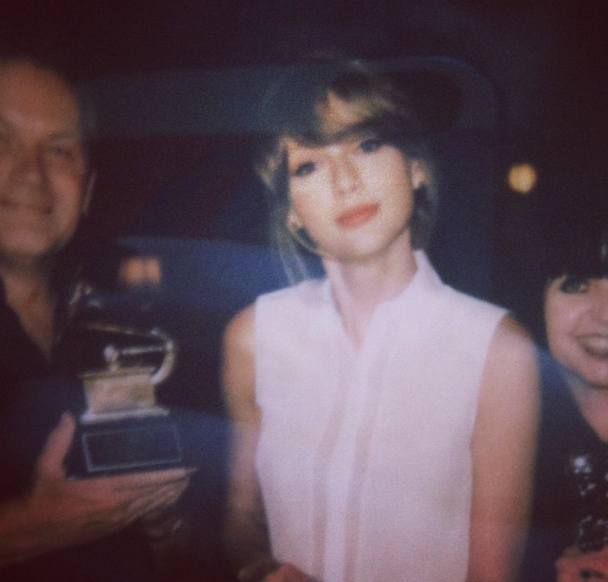 "Taylor Swift's ""Polaroid"" Coming Next Week, Probably"