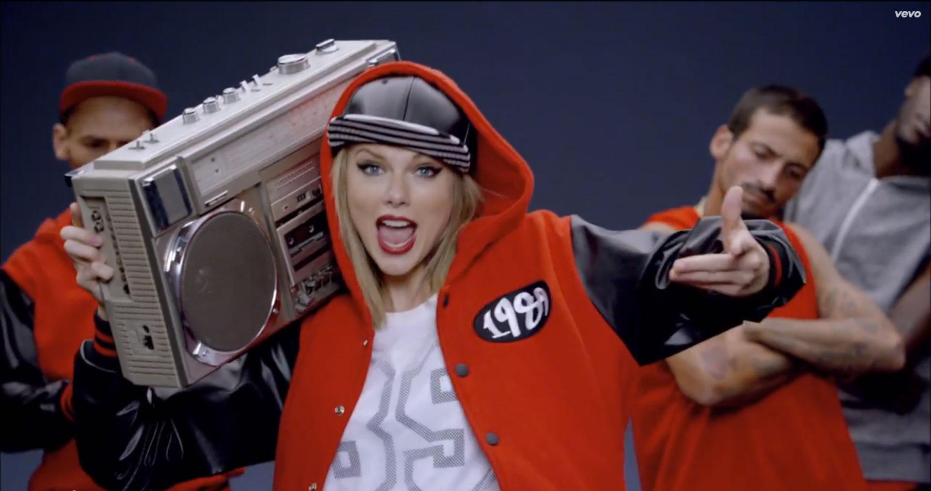 "Taylor Swift – ""Shake It Off"" Video - Stereogum"
