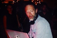 Watch Thom Yorke Play Another Surprise DJ Set At Hollywood Roosevelt Hotel