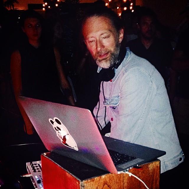 Thom Yorke DJ Set