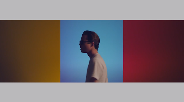 "Tom Vek - ""Pushing Your Luck"" Video"