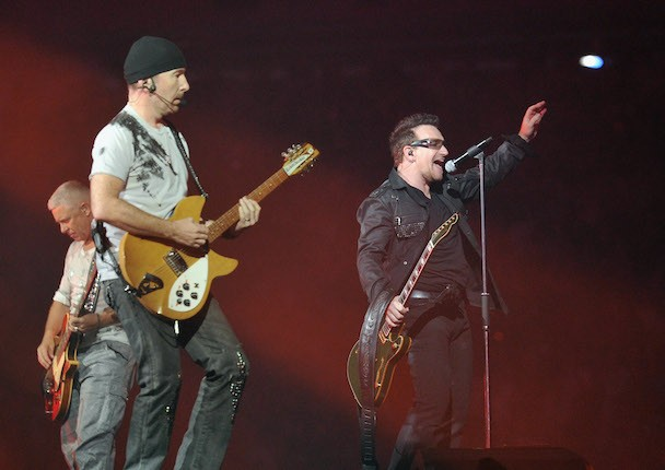 Today In U2 Rumors: Album Finished, Video Shooting In Nice