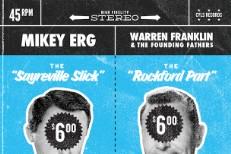 "Warren Franklin & The Founding Fathers - ""Please Return"" (Stereogum Premiere)"