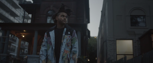 "The Weeknd - ""King Of The Fall"" Video"