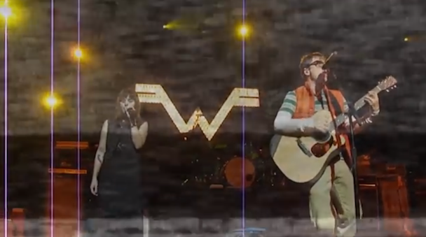 "Weezer Tease New Track ""Go Away,"" Featuring Bethany Cosentino"