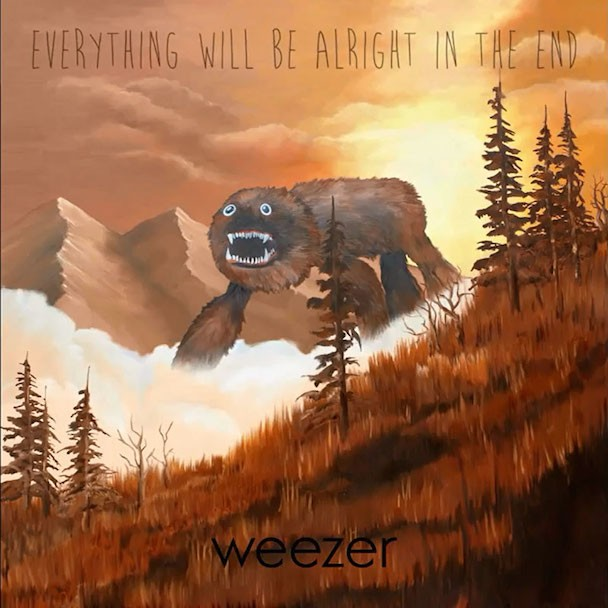 Weezer's Everything Pushed Back A Week, But Here's The Tracklist