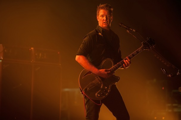 Queens Of The Stone Age To Reunite With Nick Oliveri For Elaborate Halloween Bash