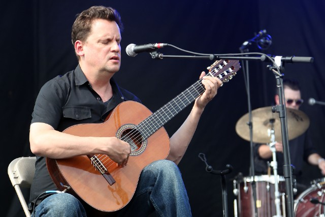 Sun Kil Moon @ Forecastle Music Festival