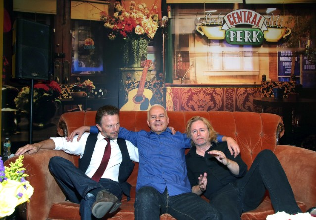 Central Perk Pop-Up Celebrating The 20th Anniversary Of