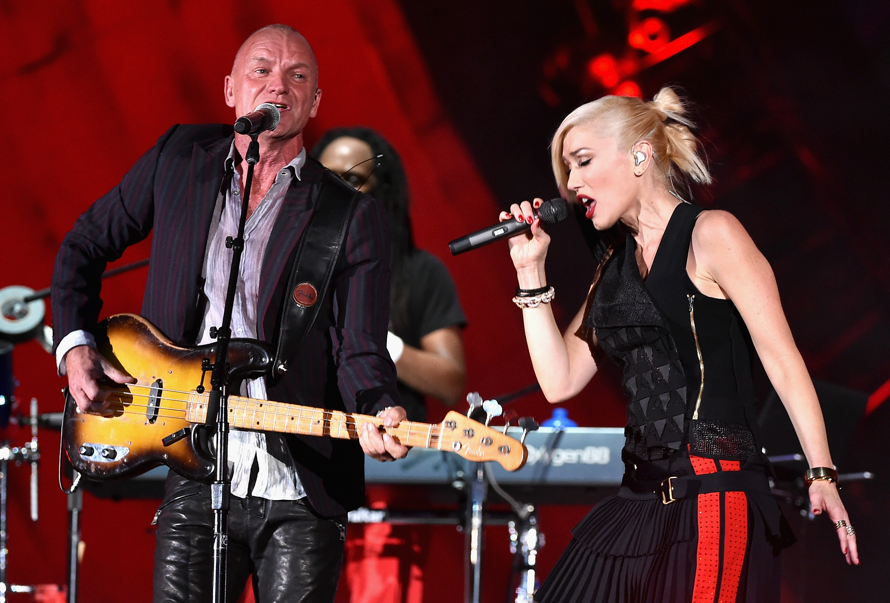global citizen festival stereogum sting no doubt 2014 global citizen festival