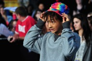 "Jaden Smith – ""Blue Ocean"""