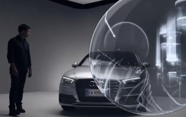 Does This Audi Commercial Rip Off SOHN Stereogum - Audi car commercial