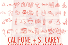 Califone + S Carey mashup