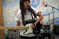 "Watch Courtney Barnett Cover The Breeders' ""Cannonball"""