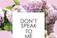 "Prinze George – ""Don't Speak To Me"" (Stereogum Premiere)"