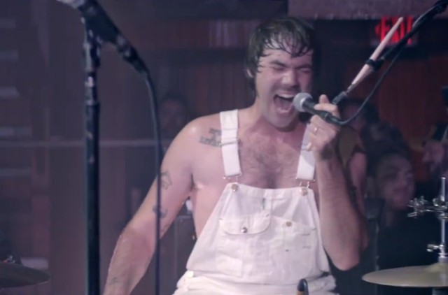 "Death From Above 1979 - ""Trainwreck 1979"" video"