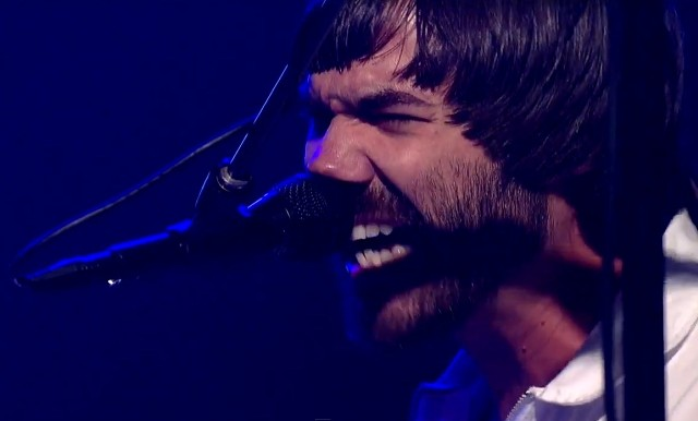 Death From Above 1979 on Letterman