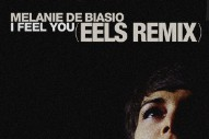 "Melanie De Biasio – ""I Feel You (Eels Remix)"""