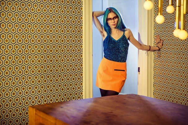 Grimes by Holly Andres