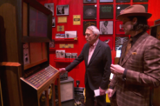 Preview Dan Rather's Big Bro-Down With Jack White