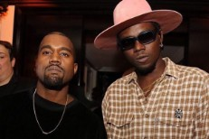 Kanye West and Theophilus London