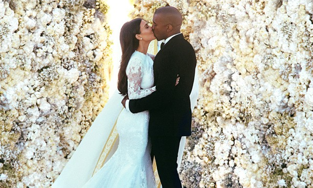 Kanye West wedding
