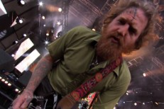 Watch Mastodon Bring Guitar Faces To <em>Kimmel</em>